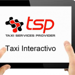 tablet tsp taxi interactivo