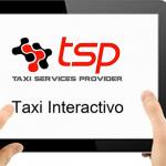 tablet tsp taxi interactivo
